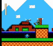 Play Mega Man – The Hedgehog Trap (Extreme Mode) Online
