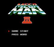 Play Mega Man III Return Online