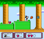 Play Mickey Mouse 3 – Yume Fuusen Online