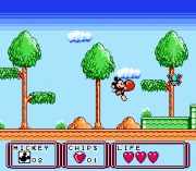 Play Mickey Mouse 3 – Yume Fuusen (english translation) Online