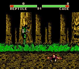 Play Mortal Kombat II Special Online