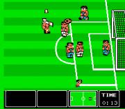 Play Nekketsu Koukou Dodgeball Bu – Soccer Hen Online