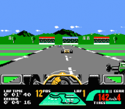 Play Nigel Mansell's World Championship Challenge Online