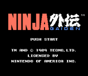 Play Ninja Gaiden – Virgin Edition Online
