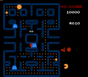 Play Pac-Man (Tengen Unlicensed) Online