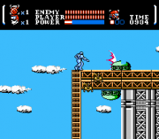Play Power Blade (easy mode) Online