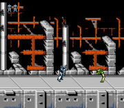 Play Probotector II – Return of the Evil Forces Online