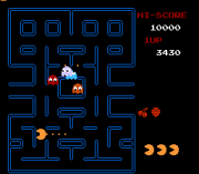 Play Puc-Man (Pac-Man Hack) Online
