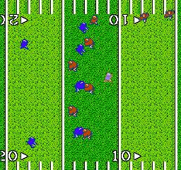 Play Quarter Back Scramble Online