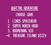 Play Quattro Adventure Online