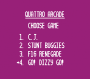 Play Quattro Arcade Online