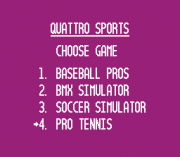 Play Quattro Sports Online