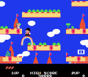 Play Rainbow Islands (PAL version) Online