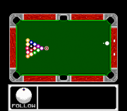 Play Robert Byrne's Pool Challenge (unreleased) Online
