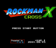Play Rockman Cross X Online