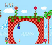 Play Sonic 3D Blast 5 (level fix) Online