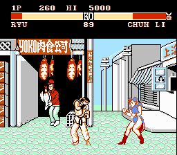 Play Street Fighter II – The World Warrior Online