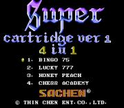 Play Super Cartridge Ver 1 – 4 in 1 Online