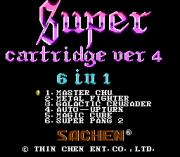 Play Super Cartridge Ver 4 – 6 in 1 Online