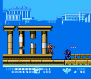 Play Super Contra 5 Online