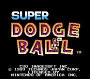 Play Super Dodge Ball – 4 Player Edition Online