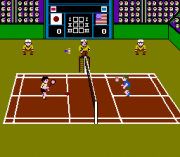 Play Super Dyna'mix Badminton Online
