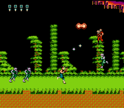 Play Super Fighter (Contra 2 hack) Online