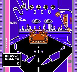Play Super Pinball Online