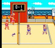 Play Super Spike V'Ball Online