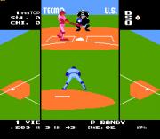 Play Tecmo Baseball Online