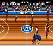 Play Tecmo Basketball (NBA 2K13 hack) Online