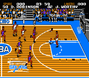 Play Tecmo NBA Basketball Online