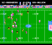 Play Tecmo Super Bowl 2014 (tecmobowl.org hack) Online
