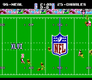 Play Tecmo Super Bowl 2K12 (drummer's 2012 super bowl) Online