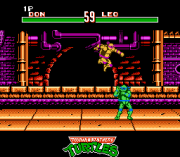 Play Teenage Mutant Hero Turtles – Tournament Fighters Online