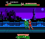Play Teenage Mutant Ninja Turtles – Tournament Fighters Online