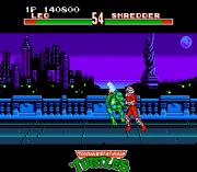 Play Teenage Mutant Ninja Turtles – Tournament Fighters Online