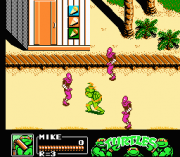 Play Teenage Mutant Ninja Turtles III – The Manhattan Project Online