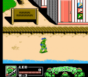Play Teenage Mutant Ninja Turtles II – The Manhattan Project Online