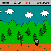 Play The Adventures of Rocky and Bullwinkle and Friends Online