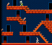 Play The Bugs Bunny Crazy Castle Online