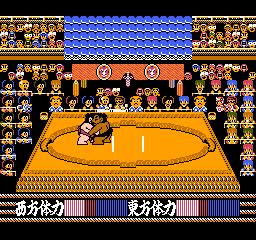 Play Tsuppari Oozumou Online