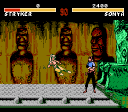 Play Ultimate Mortal Kombat 4 Online