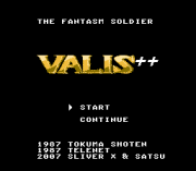 Play Valis Plus Plus Online