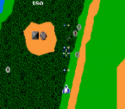 Play Xevious – The Avenger Online